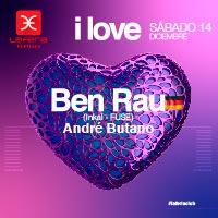 La Feria presenta I Love: Ben Rau La Feria - Providencia