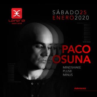 25 de enero 2020 - Paco Osuna
