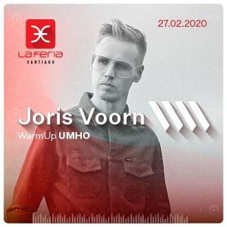 27 de febrero 2020 - Joris Voorn