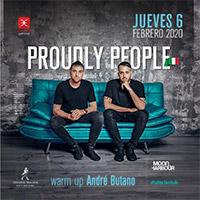 La Feria presenta: Proudly People Club La Feria - Providencia