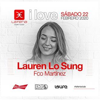25 de febrero 2020 - Lauren Lo Sung