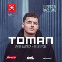 La Feria presenta: Toman Club La Feria - Providencia
