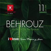 La Feria presenta: Behrouz Club La Feria - Providencia