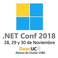 .NET CONF CL V2018 Duoc Uc - Santiago