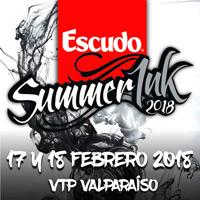 Escudo Summer Ink 2018 VTP de Valparaíso (Muelle Barón) - Valparaíso