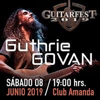 Guitarfest 2019 Club Amanda - Vitacura