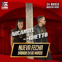 Arcangel y De La Ghetto Movistar Arena - Santiago