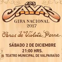 Los Jaivas Teatro Municipal de Valparaíso - Valparaíso