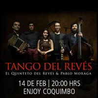 Tango del Revés Enjoy Coquimbo - Coquimbo