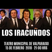 Los Iracundos Teatro Municipal de Valparaíso - Valparaíso