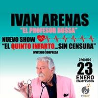 Ivan Arenas Enjoy Pucón - Pucón