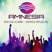 Amnesia - Año Nuevo 2018 Espacio Peñuelas - Coquimbo