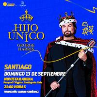 George Harris Movistar Arena - Santiago