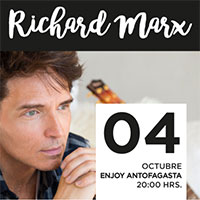Richard Marx  Enjoy Antofagasta - Antofagasta
