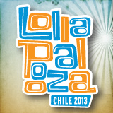Lollapalooza Chile 2013 Parque O'Higgins - Santiago