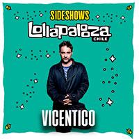 Vicentico Teatro Teletón - Santiago