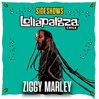 Ziggy Marley Teatro La Cúpula - Santiago