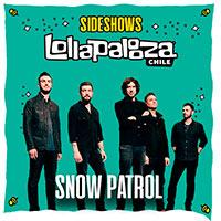 Snow Patrol Teatro La Cúpula - Santiago