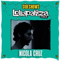Nicola Cruz Bosque Luz - Huechuraba