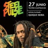 Steel Pulse Teatro Caupolicán - Santiago