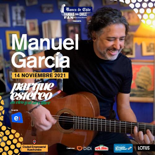 Manuel García Parque Estéreo - Huechuraba