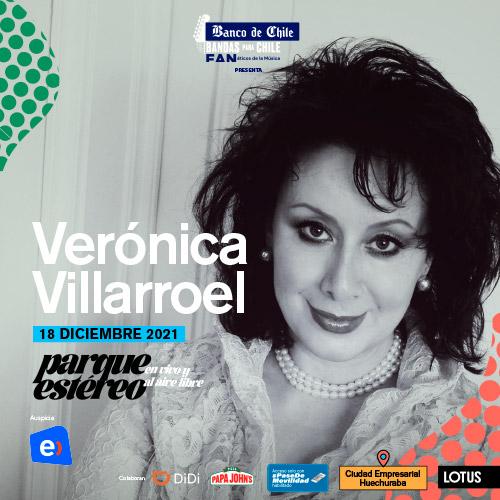 Verónica Villarroel Parque Estéreo - Huechuraba