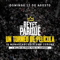 Los Reyes del Parque Teatro Coliseo - Santiago