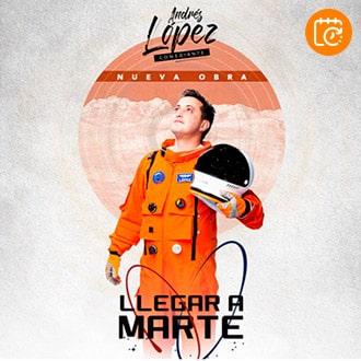 Andrés López Teatro Teletón - Santiago