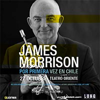 James Morrison Teatro Oriente - Providencia