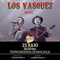 Los Vasquez Teatro Regional de Rancagua - Rancagua