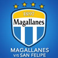 Deportes Magallanes vs. San Felipe Estadio Municipal de San Bernardo - San Bernardo
