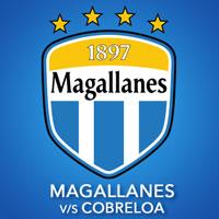 Magallanes vs Cobreloa - - Santiago