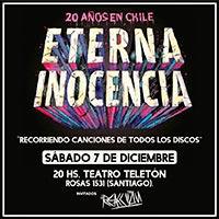 Eterna Inocencia Teatro Teletón - Santiago