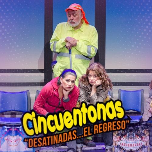 Desatinadas Streaming Punto Play - Santiago