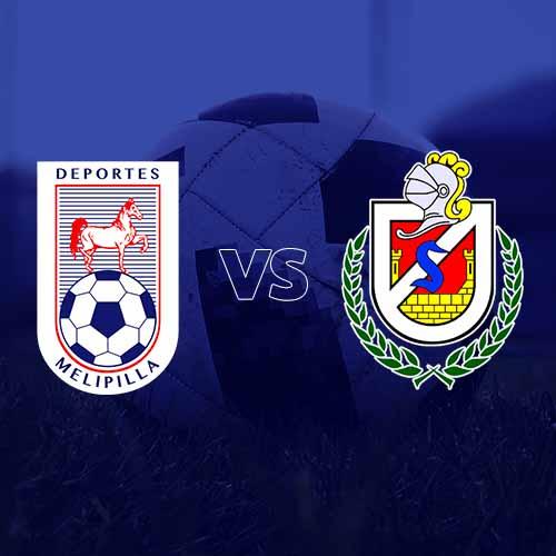 D. Melipilla vs. D. La Serena Estadio Municipal de la Pintana - La Pintana