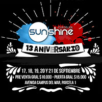 13 Aniversario Club Sunshine Club Sunshine Concón  - Concón