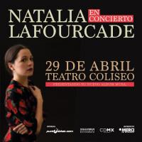Natalia Lafourcade Teatro Coliseo - Santiago