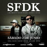 SFDK Teatro Coliseo - Santiago