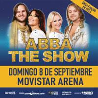 Abba Movistar Arena - Santiago