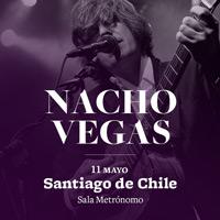Nacho Vegas Sala Metrónomo - Santiago