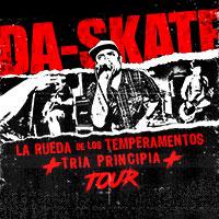 Da Skate+ Dizclaimers + No Shame Sala Metrónomo - Santiago
