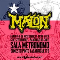 Malón Sala Metrónomo - Santiago
