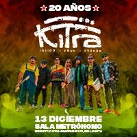 Kitra Sala Metrónomo - Santiago
