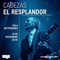 Carlos Cabezas Sala Metrónomo - Santiago
