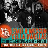 Rap Nation Fest Teatro Caupolicán - Santiago