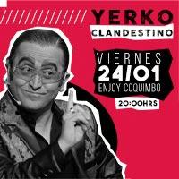 Yerko Puchento Enjoy Coquimbo - Coquimbo