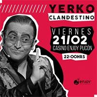 Yerko Puchento Enjoy Pucón - Pucón