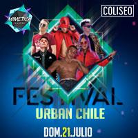 Festival Urban Chile Teatro Coliseo - Santiago