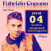 Fabrizio Copano Teatro Municipal de Antofagasta - Antofagasta