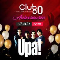 Aniversario Club 80 Enjoy Viña del Mar - Viña del Mar
